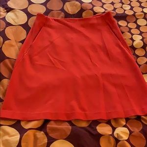 Cabi flame skirt size 4